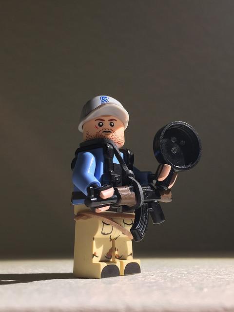Lego PUBG
