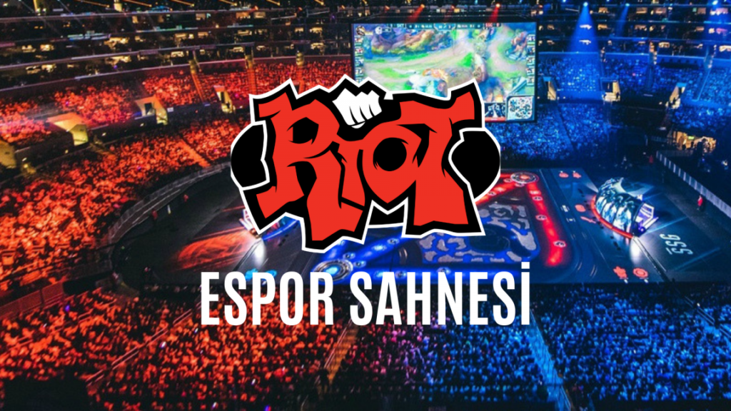 League of Legends ESpor Sahnesi