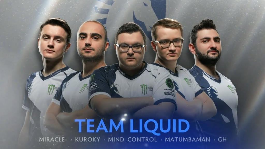 team liquid ekibi
